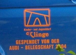 Spendenbetrug: Audi Belegschaft spendet