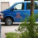 Fahrzeuge gespendet für Kinderdorf Klinge